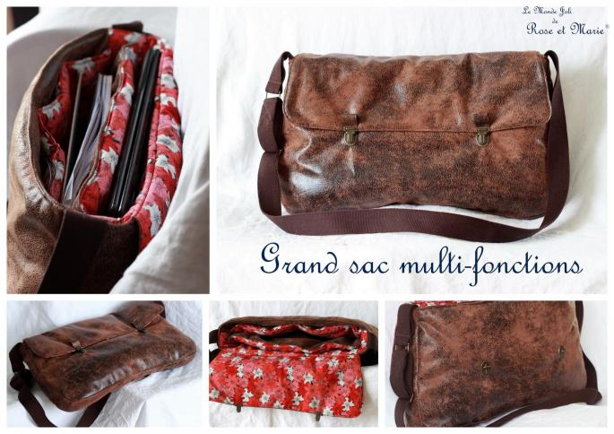 Grands sac multifonctions