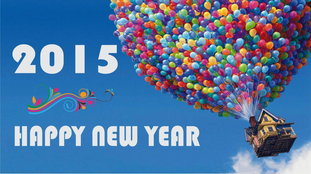 New years fireworks wallpaper 2015 3