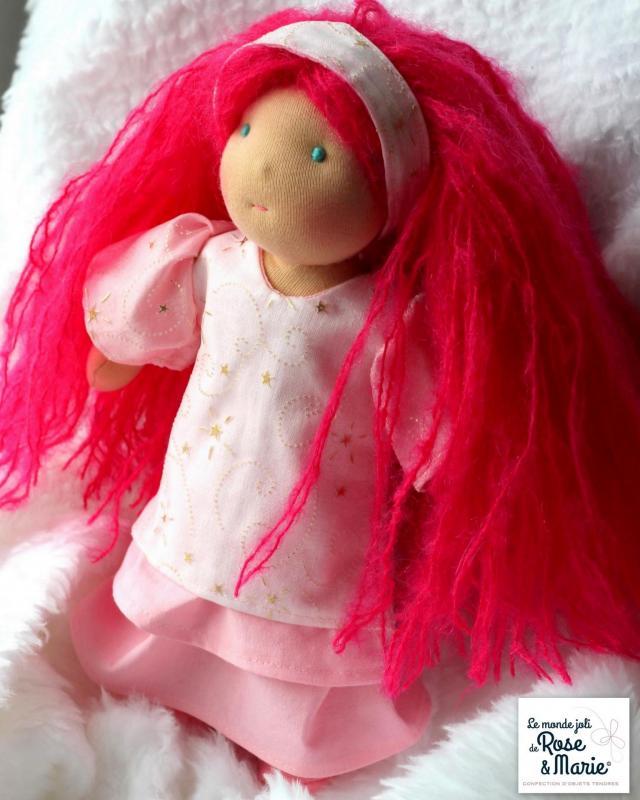 Wendy 2 le monde joli de rose et marie